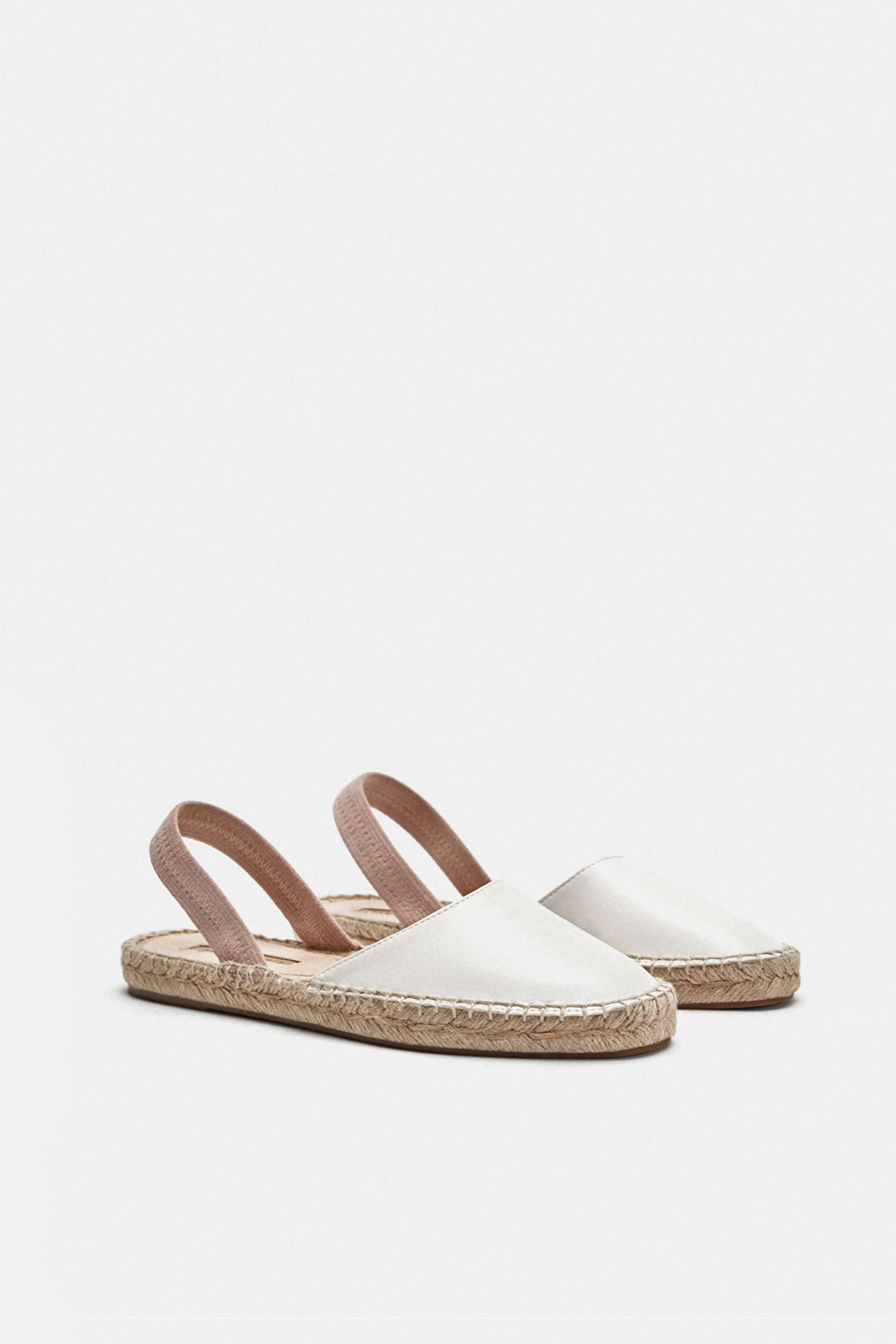 Sling Back Espadrille  View All Shoes Woman by Zara