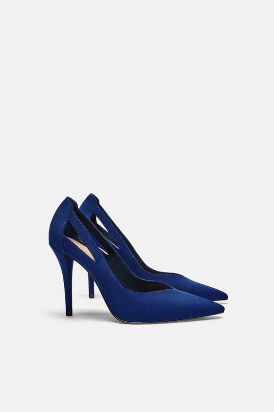 Pumps With Openings  View All Shoes Woman by Zara