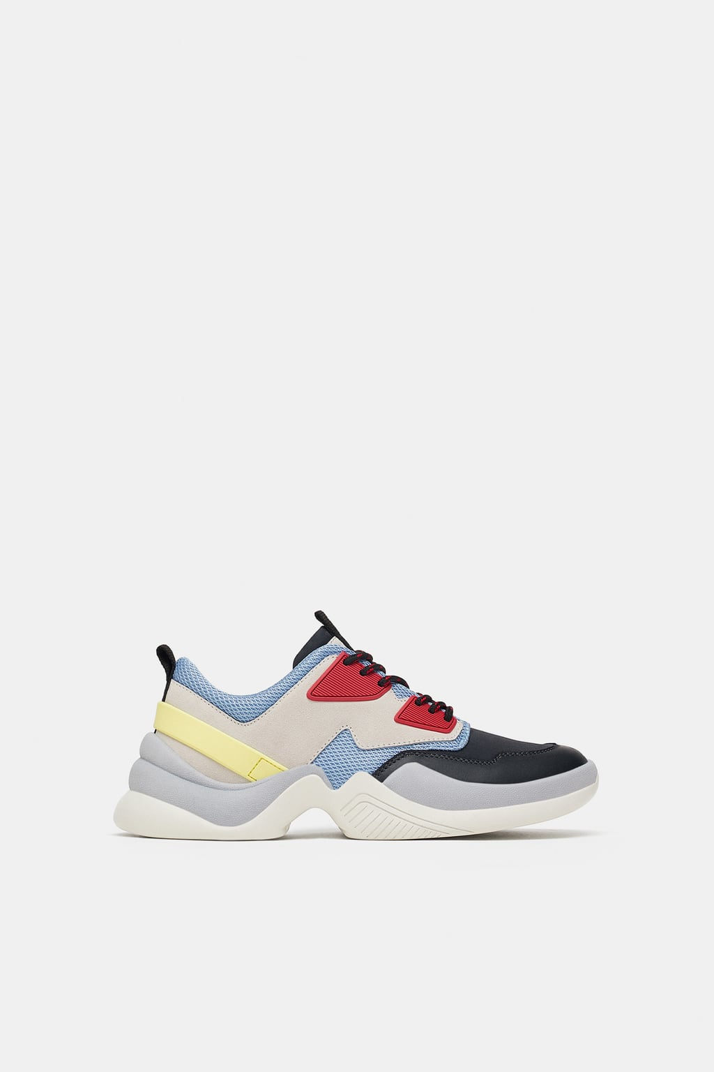 Image 1 of FASHION SNEAKERS from Zara