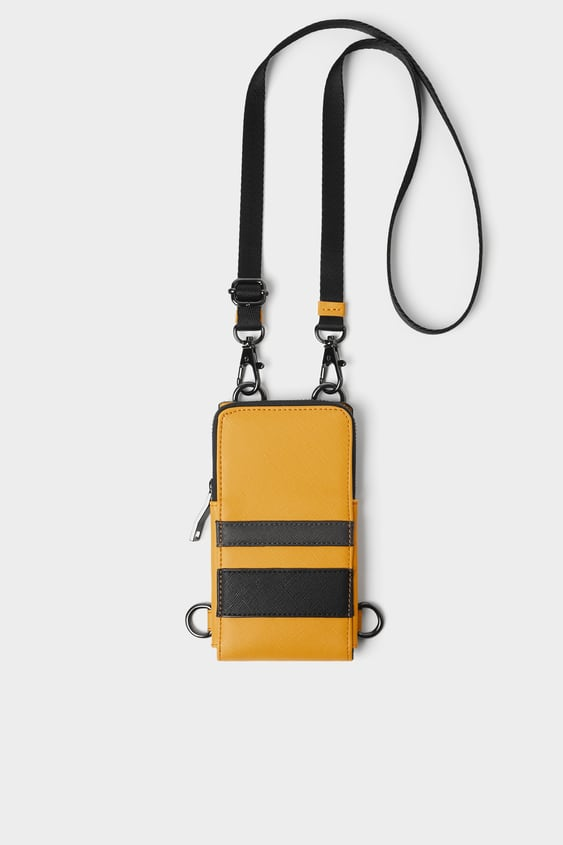 Phone Case  Wallets And Accessories Accessories Man by Zara