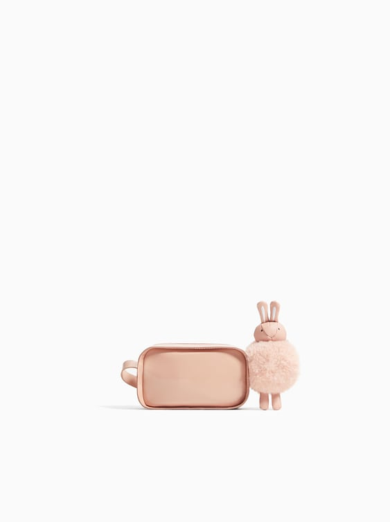 Small Patent Rabbit Bag  Bags Bags And Backpacks Girl by Zara