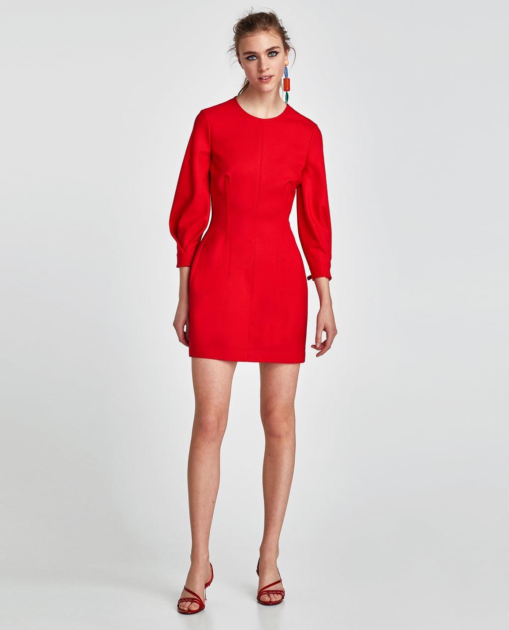 MINI DRESS - Mini-DRESSES-WOMAN-SALE | ZARA United States