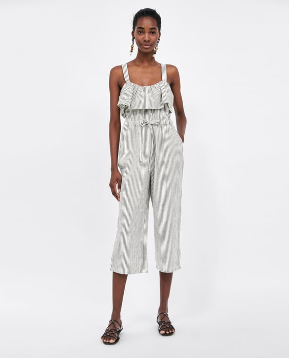 bba06ad2f011 striped-jumpsuit-with-ruffles by zara