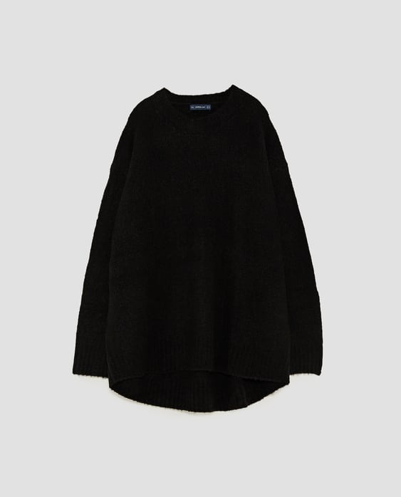 OVERSIZED SWEATER - KNITWEAR-WOMAN-NEW COLLECTION   ZARA United States