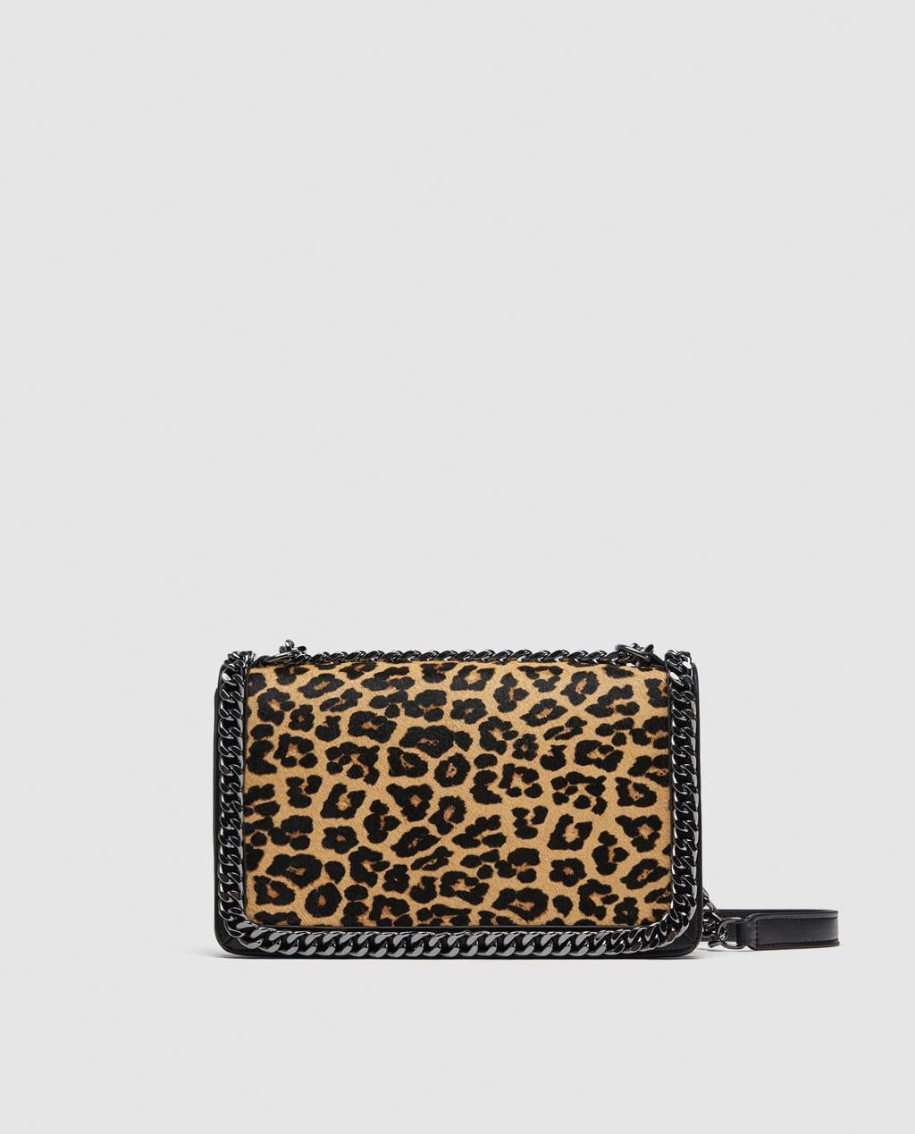 S Or Slob Lanvin Leopard Dd Frame Bag