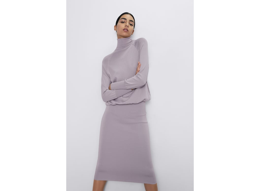 unequal in performance top-rated quality meet Women's Knitted Dresses | New Collection Online | ZARA ...