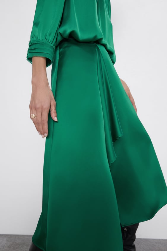 4dadfa33af0aa Women's Skirts | New Collection Online | ZARA Canada