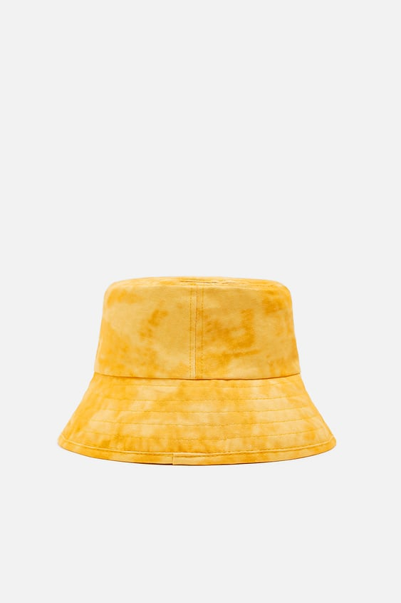 12cd46694a673 FADED-EFFECT BUCKET HAT - Available in more colours