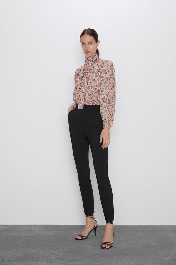 15fb9d6af844 Women's Pants | New Collection Online | ZARA Canada