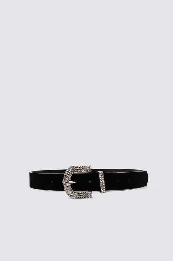 2e8bf367c27 BELT WITH BEJEWELLED BUCKLE