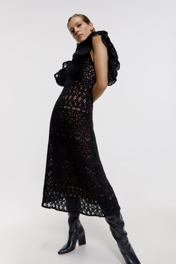 9bc616b7 Women's Knitted Dresses | New Collection Online | ZARA United States