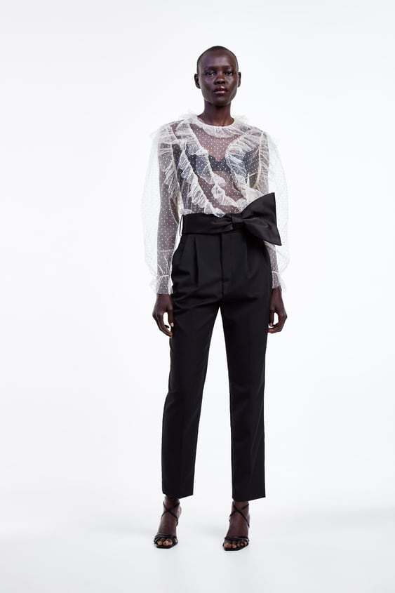 c391ed12 Women's Shirts & Blouses | New Collection Online | ZARA India