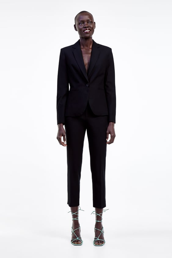 591e6712c7df Women's Suits | New Collection Online | ZARA United States