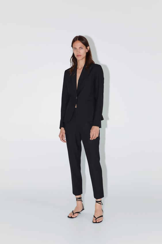 a51a61c7a Women's Blazers | New Collection Online | ZARA India