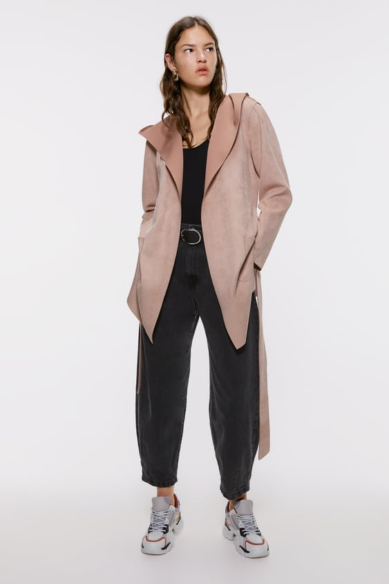 a33befad3 Women's Coats | New Collection Online | ZARA United States