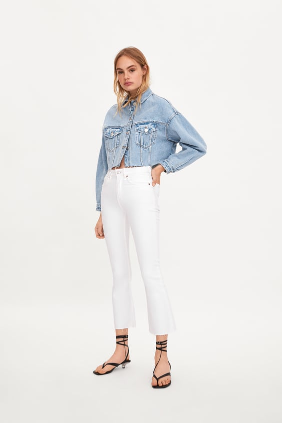 11ba3cf7 Jeans | TRF | New Collection Online | ZARA Canada