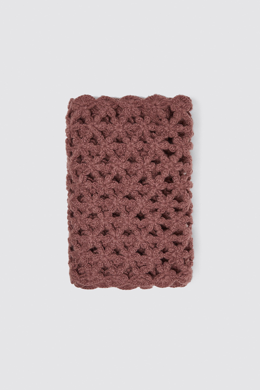 Crochet Scarf Zara