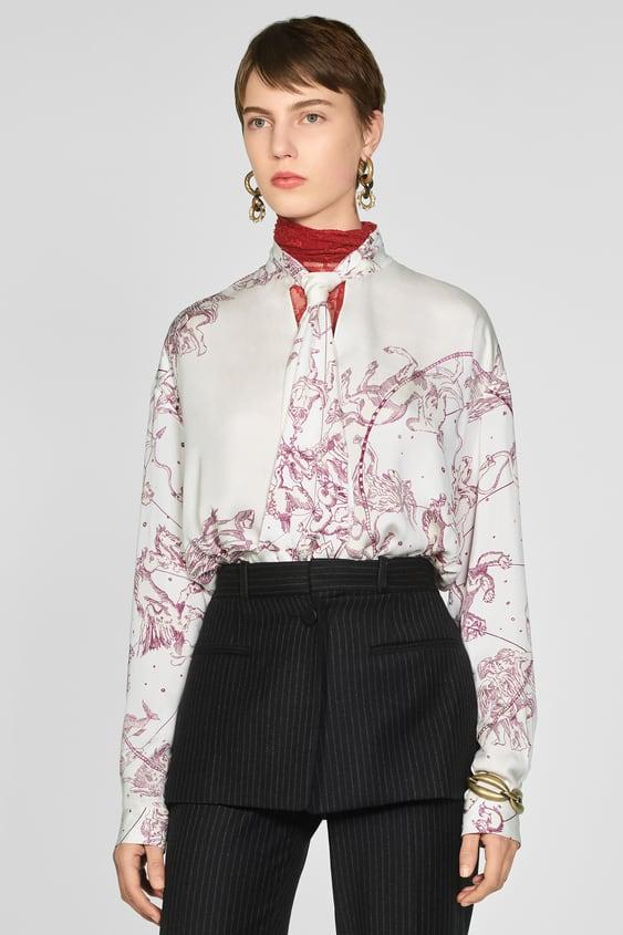 seleccione para el despacho precio venta de descuento Camisas para mujer | Nueva Colección Online | ZARA España