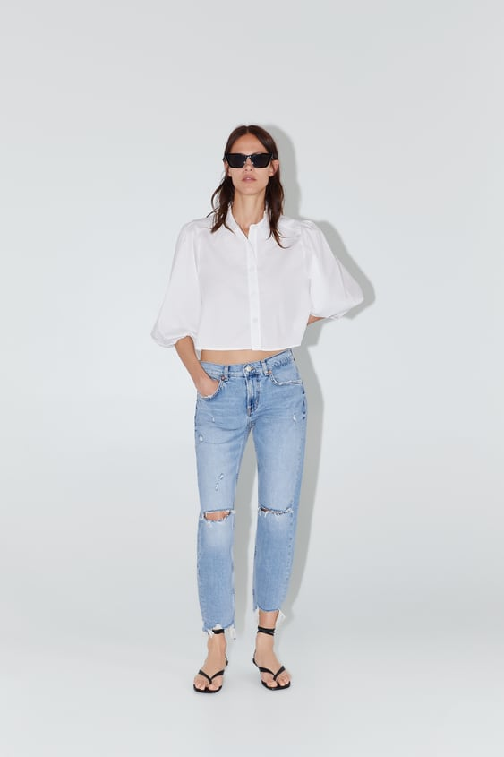 b7a529a086 Women's Jeans | New Collection Online | ZARA United States