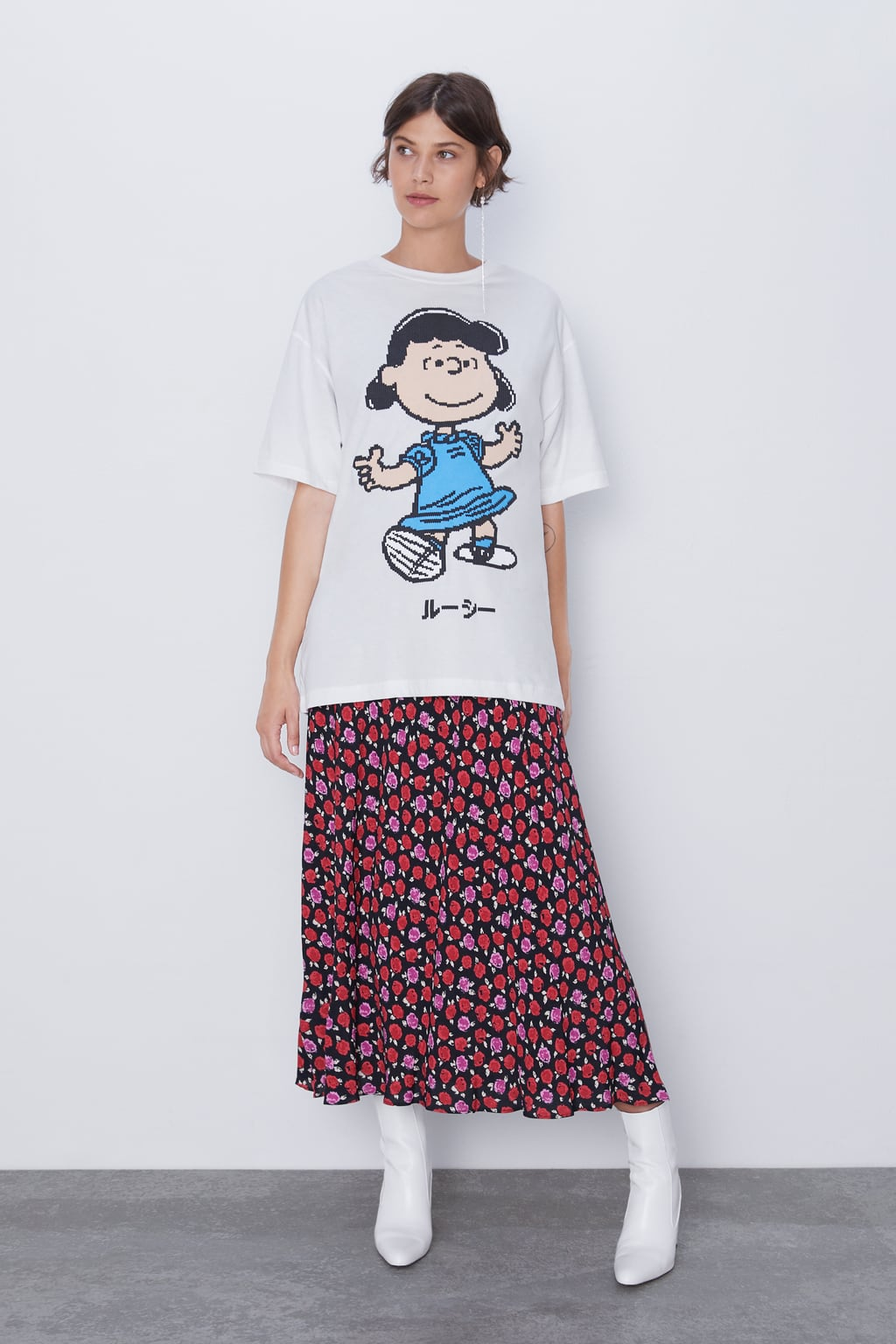 LUCY T-SHIRT SNOOPY ®PEANUTS