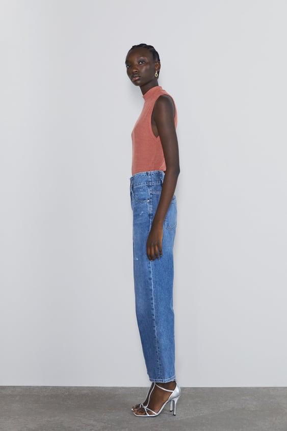 bd26088664193 Tops sans manches pour femme | Nouvelle Collection en ligne | ZARA ...