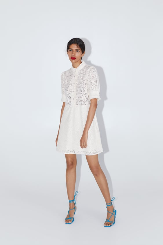 96b7013ffdf Women's Dresses | New Collection Online | ZARA India