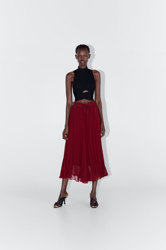 a99cb648899a Women's Culottes | New Collection Online | ZARA United States