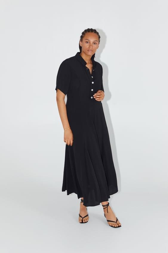 99d97e7f10 Women's Maxi Dresses   New Collection Online   ZARA Ukraine