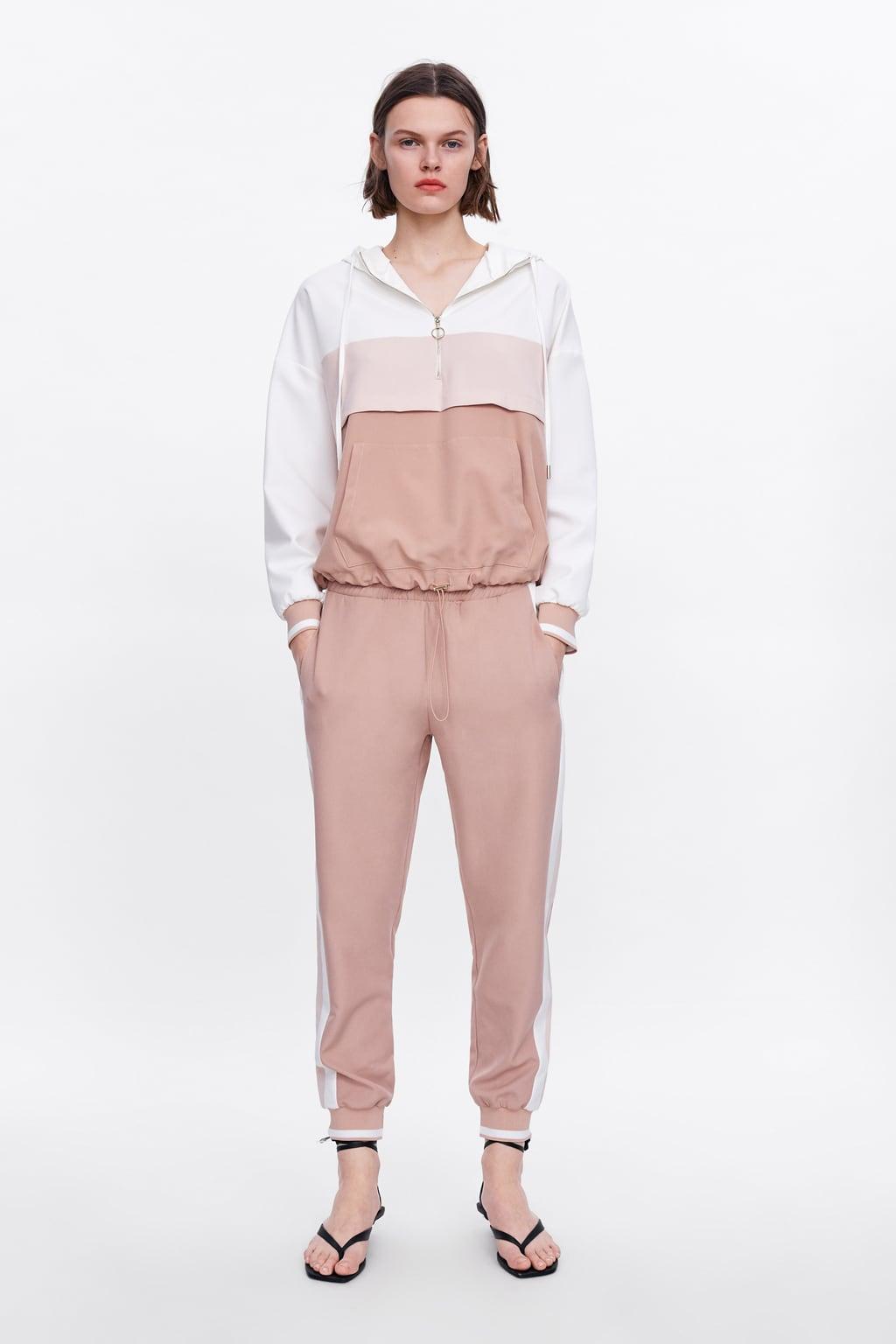 Joggingbroek Skinny Dames.Joggingbroeken Voor Dames Nieuwe Collectie Online Zara Nederland