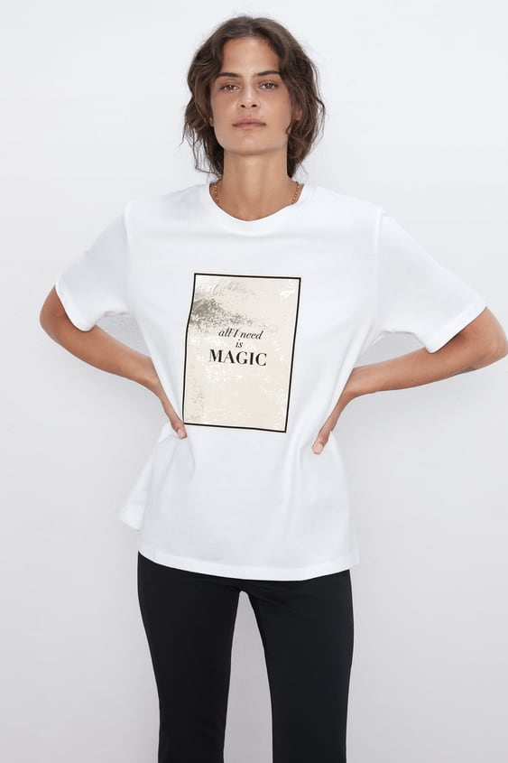 Women's T-shirts   New Collection Online   ZARA United States