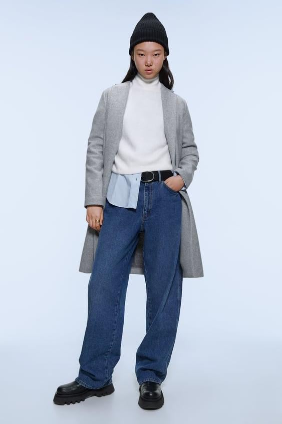 buy online b0ba3 b8070 Cappotti da Donna | Nuova Collezione Online | ZARA Italia