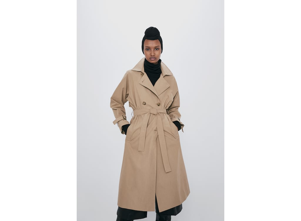san francisco select for authentic exquisite design Women's Trench Coats | New Collection Online | ZARA United ...