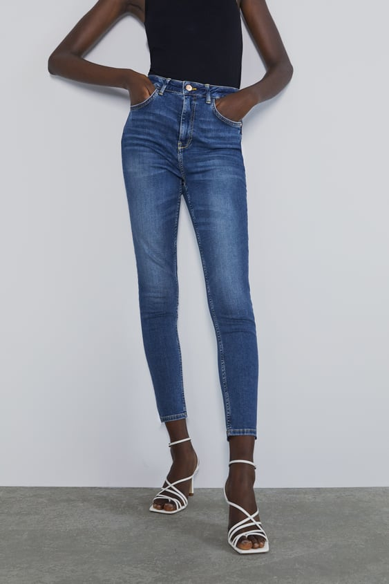 06fcd04520 Women's High Rise Jeans | New Collection Online | ZARA Albania