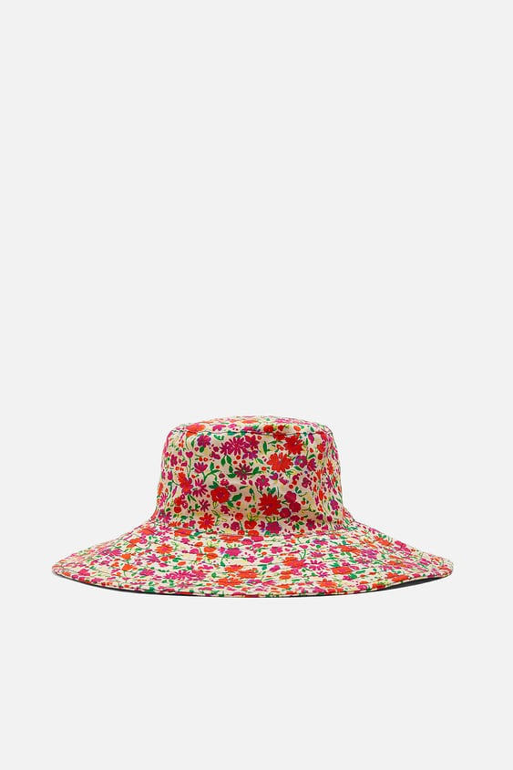 4bfd8086f4 Women's Hats | New Collection Online | ZARA United States