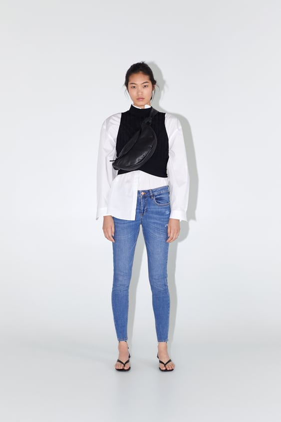 4e1b65e482 Women's Skinny Jeans | New Collection Online | ZARA United States