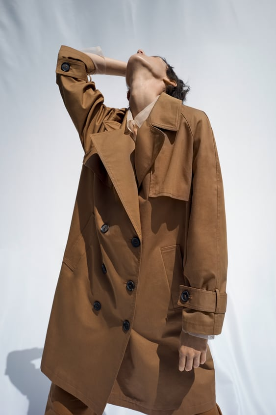 on sale a555b 8e406 TRENCH BOTTONI
