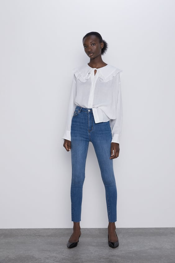74fdbe6b2a Women's Skinny Jeans | New Collection Online | ZARA United States
