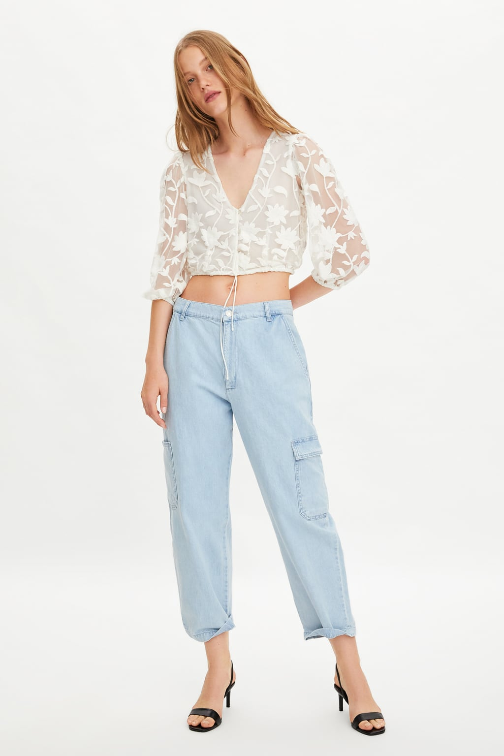 efd969ce4451 Tops | TRF | New Collection Online | ZARA United States
