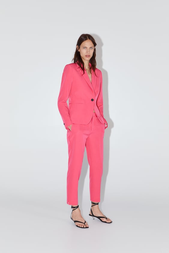 f904d6fdd1 Women's Suits | New Collection Online | ZARA Slovakia