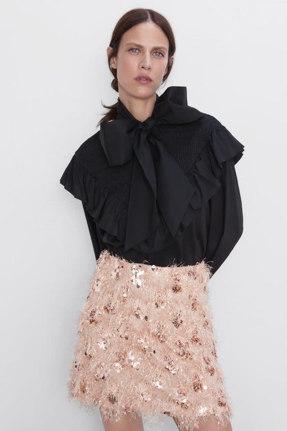 4373e2154 Minifaldas y skorts de mujer | Nueva Colección Online | ZARA España