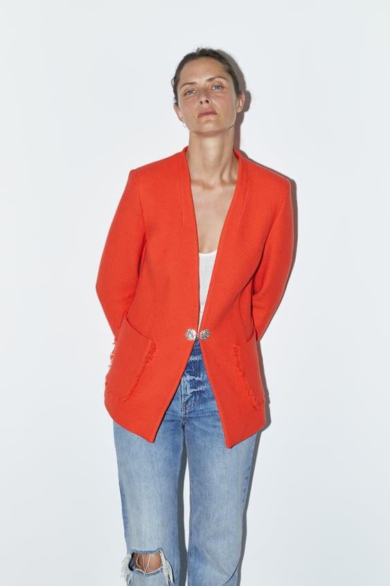7a9a32dae Women's Blazers | Online Sale | ZARA Ireland