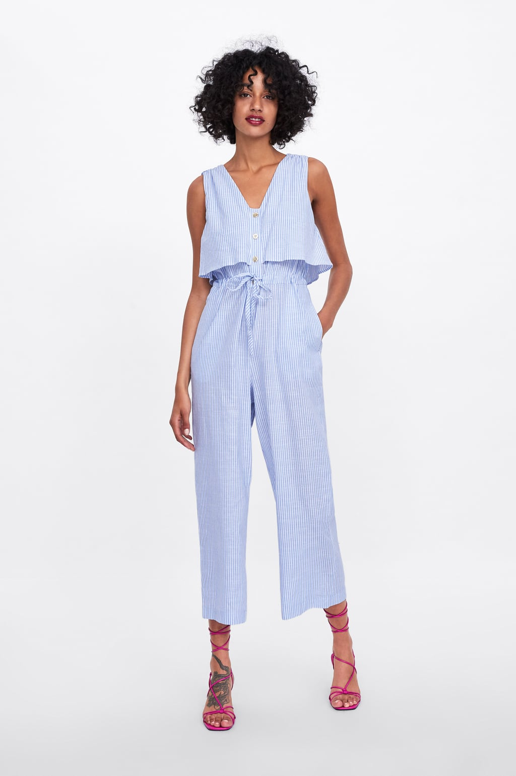 375cd016761d Women's Jumpsuits | New Collection Online | ZARA Italy