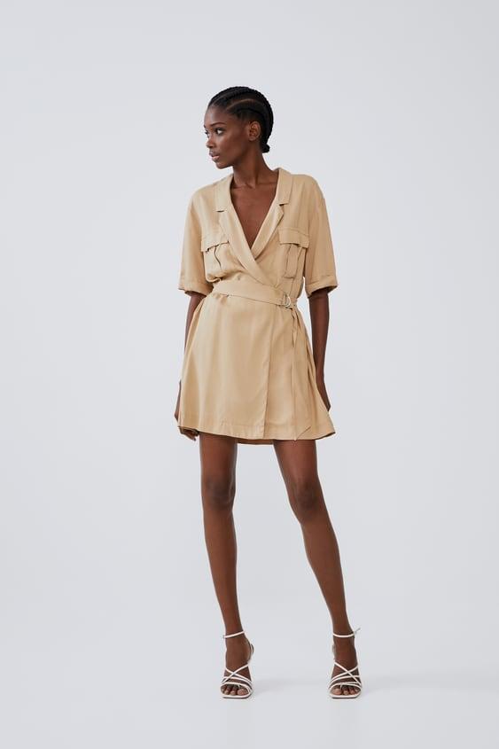 Robe À Poches by Zara