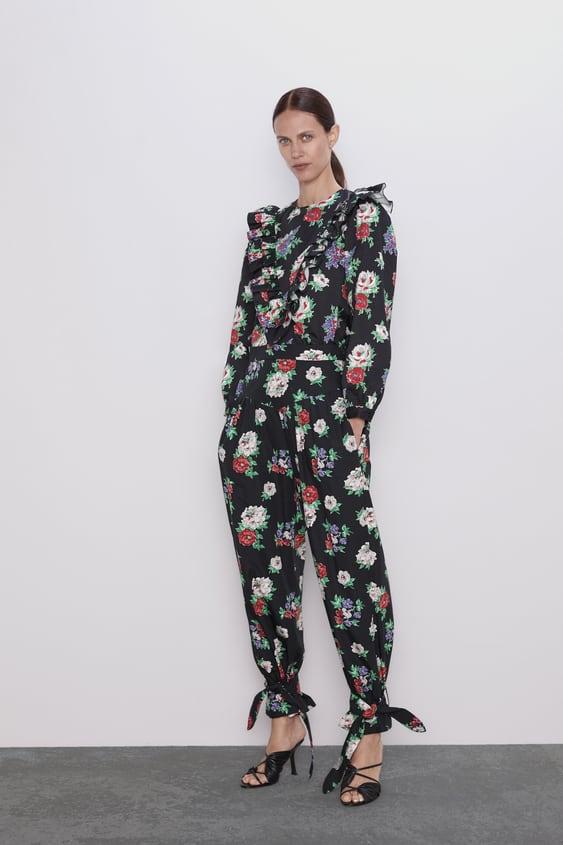 ea68b976c Women's Trousers   New Collection Online   ZARA United Kingdom