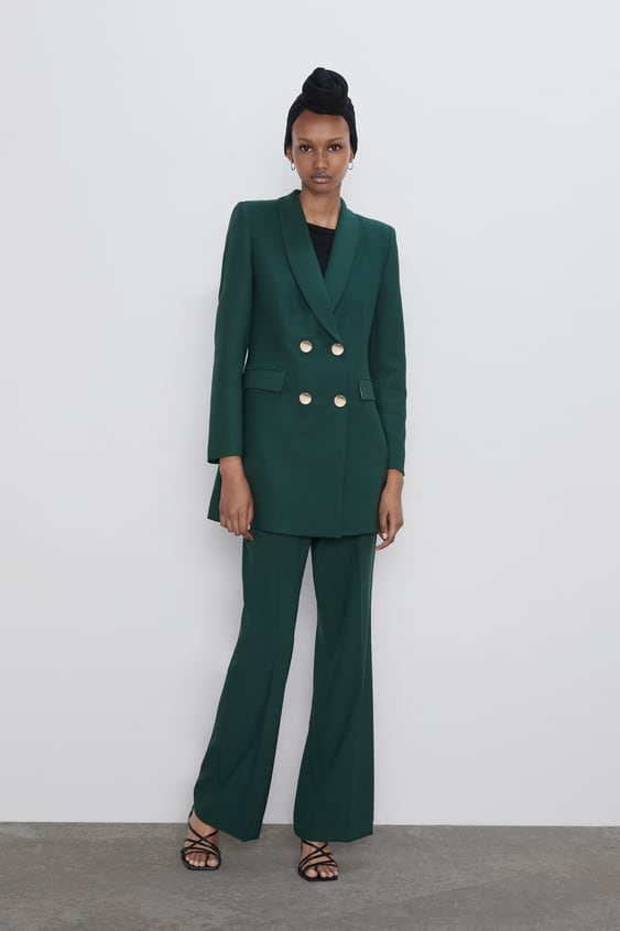 fb293609c4 Women's Palazzo Trousers   New Collection Online   ZARA United Kingdom