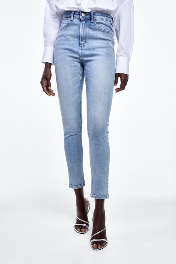 889b791f6f45df Women's High Rise Jeans | New Collection Online | ZARA United States