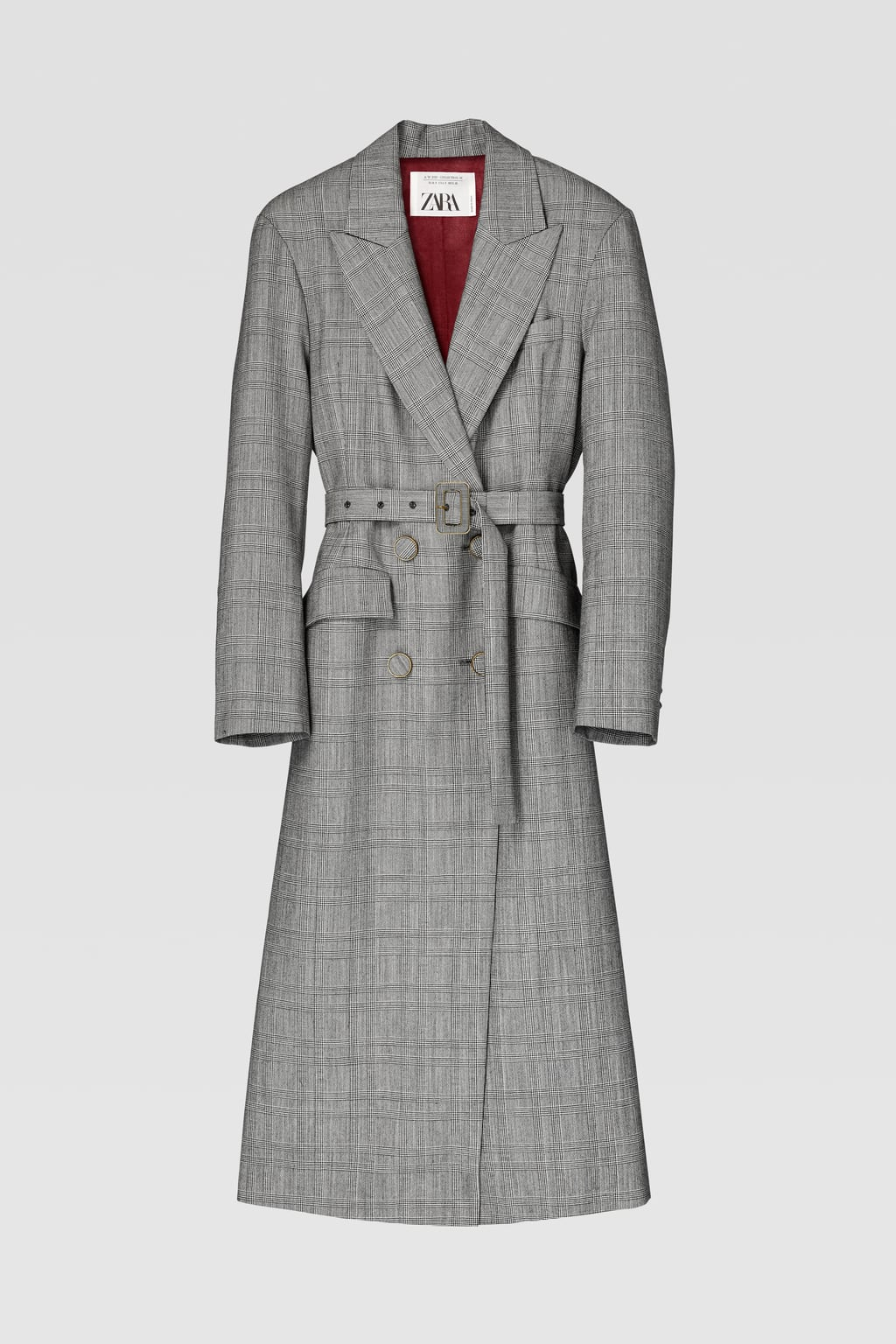 Image 8 of CHECK COAT from Zadar