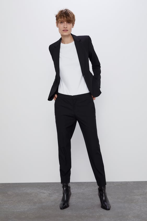 pantalon femme zara suisse