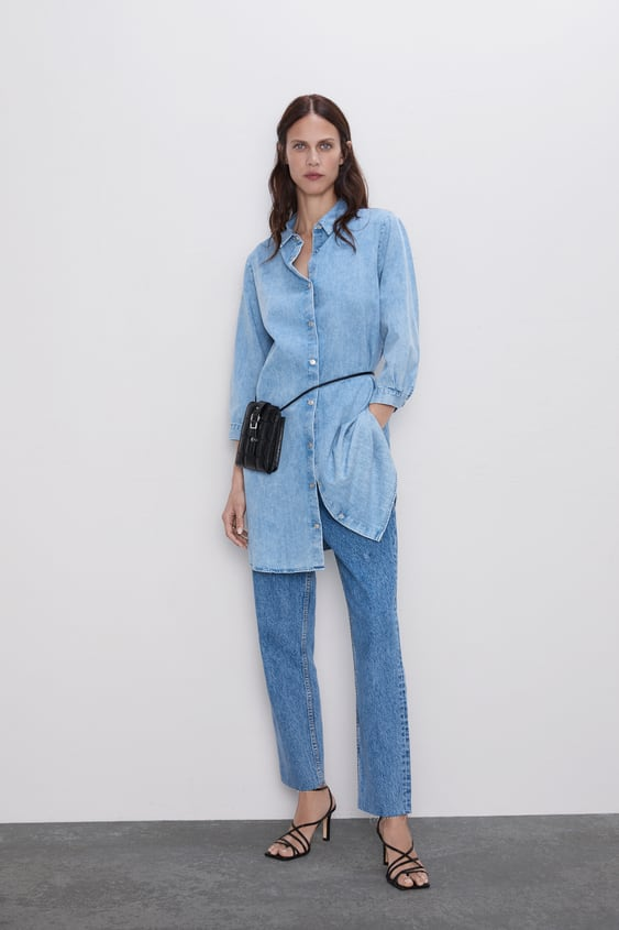48d0898381 Women's Shirts   New Collection Online   ZARA United States