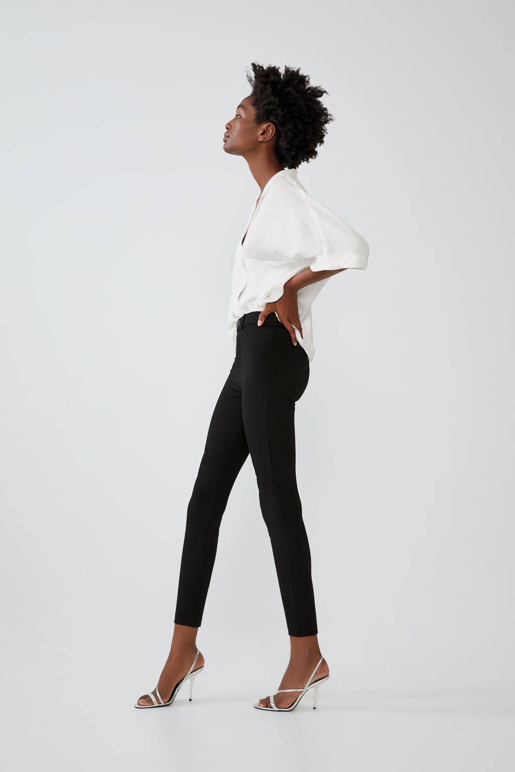 22f3ca9b Women's Leggings | New Collection Online | ZARA United Kingdom